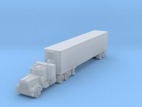 kwW900A Smokey&Bandit in Smoothest Fine Detail Plastic: 1:400