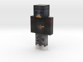 PrimeEnte   Minecraft toy in Natural Full Color Sandstone