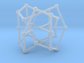 Coxeter graph in Smooth Fine Detail Plastic