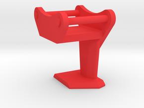 Volvo Aufnahme Wurzelratte in Red Processed Versatile Plastic