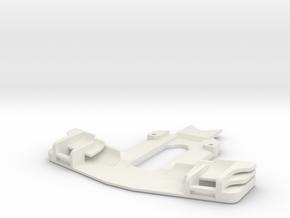 Mini-Z F1 Front Wing new design in White Natural Versatile Plastic