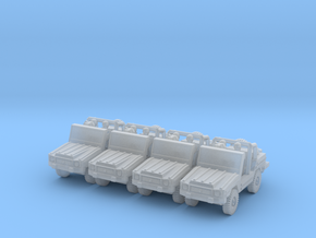 MG144-G09 VW Type 183 Iltis in Smooth Fine Detail Plastic