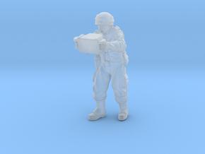 Rebel Ordnance Gunner in Smoothest Fine Detail Plastic