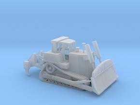 1/144 Scale Caterpillar D9 Bulldozer in Smooth Fine Detail Plastic