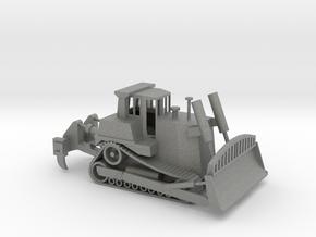 1/144 Scale Caterpillar D9 Bulldozer in Gray PA12