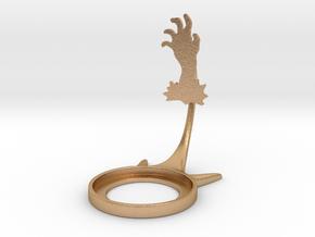 Halloween Hand in Natural Bronze