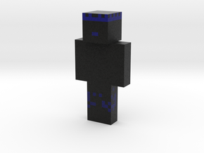 Brill Skin | Minecraft toy in Natural Full Color Sandstone