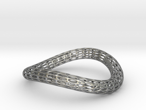 TORUS NEW Silver 1-3.-smooth in Natural Silver