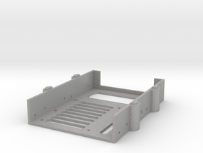 "Stackable 2.5"" and 3.5"" Hard Drive Caddy in Aluminum"