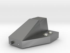 Ferret Tiny Grav Assault Sled Skids Up 15mm in Natural Silver