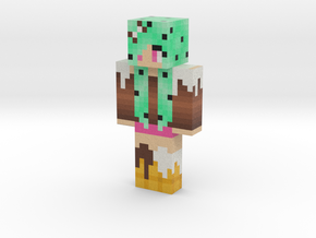 Karen_Basila | Minecraft toy in Natural Full Color Sandstone