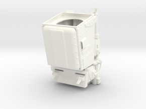 1.4-5 MK10 BAE HAWK (D) in White Processed Versatile Plastic