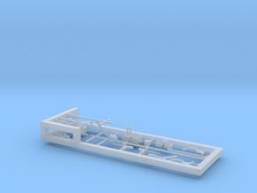 1/350 HMS Harrier Fittings (Waterline) in Smooth Fine Detail Plastic