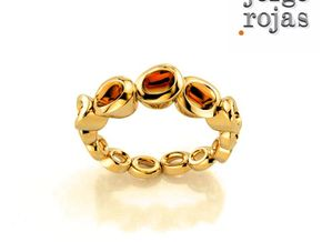 Dont know much about biology Ring.(From $13) in 14K Yellow Gold: 7 / 54