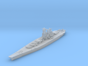 Musashi (1942) 1/2400 in Smooth Fine Detail Plastic