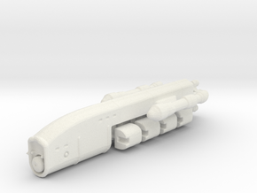cargo ship in White Natural Versatile Plastic