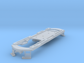 HO Illinois Terminal Class B Bowser Floor in Smooth Fine Detail Plastic