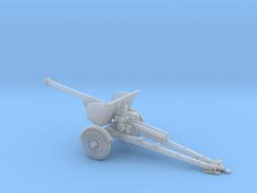 1/72 IJA Type 90 75mm Field Gun towed in Smooth Fine Detail Plastic