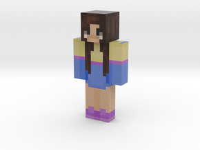 _fxding_   Minecraft toy in Natural Full Color Sandstone