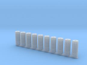 "1/64 Tile Riser 12"" in Smooth Fine Detail Plastic"