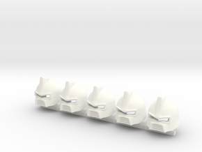 PA Digger brute 0300 in White Processed Versatile Plastic