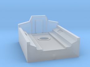 X-Wing Miniatures Ghost Docking Bay for Phantom in Smooth Fine Detail Plastic