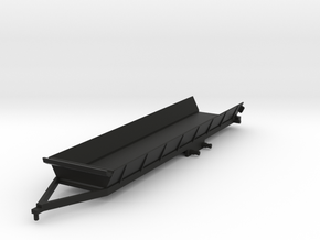 1/64 Live bottom Granville trailer 32 foot in Black Natural Versatile Plastic