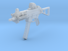 1/10th UMP9tact2 in Smooth Fine Detail Plastic