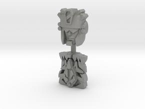 Carnivac Face (Titans Return/PotP) in Gray Professional Plastic