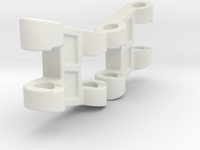 Armada Makeshift Wing (Pair) in White Natural Versatile Plastic