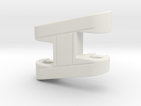 Armada Makeshift Wing R in White Natural Versatile Plastic
