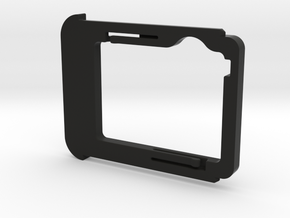 Vlogging Box LW Support Compatible with GoPro in Black Natural Versatile Plastic