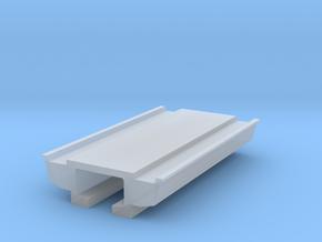 Pedestrain Overhead Bridge 1:50 in Smooth Fine Detail Plastic