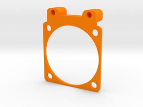 XL - IR Height Sensor E3D Cyclops M2.5 in Orange Processed Versatile Plastic