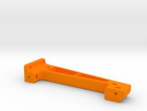 XL - Strebe Steuerung rechts in Orange Processed Versatile Plastic
