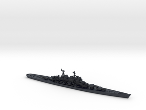 Moskva 1/2400 (Pr 66 Heavy Cruiser) in Black Professional Plastic