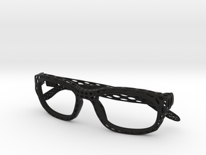 new classic  140mm frame and arms in Black Natural Versatile Plastic