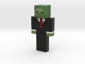 sato0911tomoya | Minecraft toy in Natural Full Color Sandstone