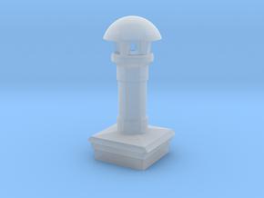 HO_smoke_stack_v1 in Smooth Fine Detail Plastic