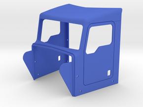 KW Style Cab in Blue Processed Versatile Plastic