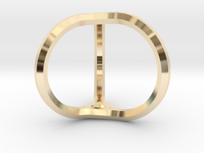 Thrine in 14K Yellow Gold: 9 / 59