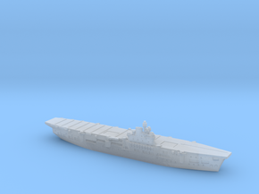 HMS Unicorn 1/3000 in Smooth Fine Detail Plastic