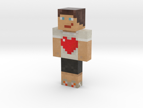 TheNewbie_1 | Minecraft toy in Natural Full Color Sandstone