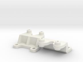 Carrera 124 Heckverlaengerung 1:24 1/24 in White Natural Versatile Plastic