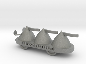 S Scale KissMobile in Gray PA12