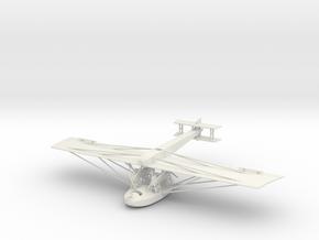 Zeppelin-Lindau Rs.III, 1:144 Scale in White Natural Versatile Plastic