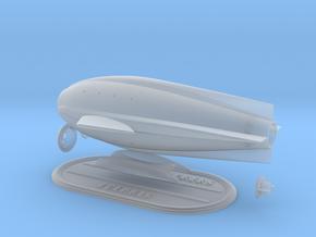 "Space Explorers' Polaris 3.75"" version in Smooth Fine Detail Plastic"