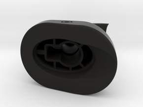 Tippmann M4 Sniper Grip in Black Natural Versatile Plastic