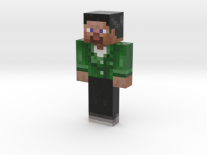 AxlBrickmanYT | Minecraft toy in Natural Full Color Sandstone