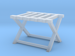 1:64Luggage Rack  in Smooth Fine Detail Plastic